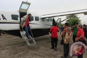 Lapter Pendopo mulai didarati pesawat Susi Air