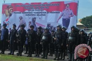 Kodam Sriwijaya siaga jelang pelaksanaan Pilkada
