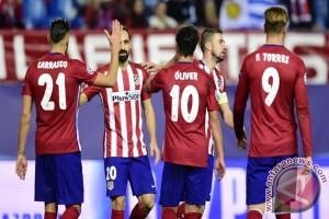 Atletico menang dramatis lawan Bilbao