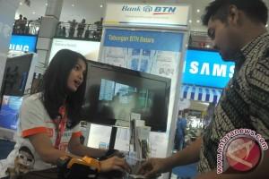 Mengedepankan transaksi nontunai melalui Sumsel Banking Expo