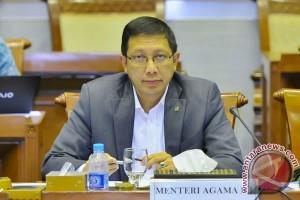 Menag: Toleransi antar-agama Indonesia jadi model dunia