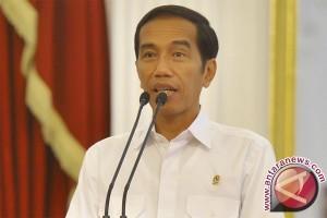 Presiden Jokowi terima anggota dan pimpinan BPK