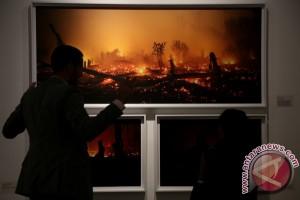 Rakor pengendalian kebakaran hutan libatkan seluruh kepala desa