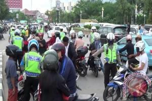 Pengguna motor dominasi pelanggaran lalu lintas di Mesuji