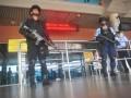 Pengamanan Bandara Palembang