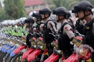 Polres terjunkan 78 personel amankan jalur mudik