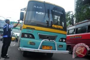 Perpanjangan trayek bus Kota Palembang dihentikan 2018