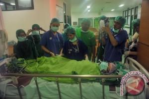 RSMH operasi transplantasi Ginjal pertama di Sumatera