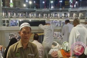 Pemberangkatan jemaah calon haji Sumsel awal Agustus