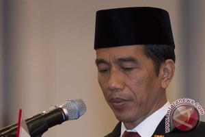 Presiden Jokowi buka Raker Kemendag 2017