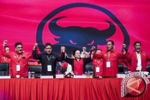 Megawati intruksikan kader PDIP menangkan Jokowi di Pilpres