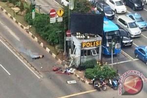 16 korban dalam peristiwa teror kawasan Sarinah