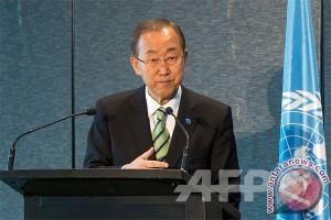 Sekjen PBB kutuk pengeboman dan penembakan Sarinah