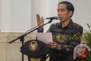 Presiden berjanji prioritaskan pembangunan jembatan gantung kecil