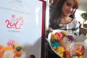 Hotel di Palembang siapkan perayaan imlek