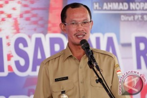 Wali Kota Palembang galakkan gotong Royong