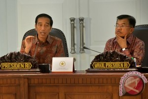 Presiden tegaskan dukung dan perkuat KPK