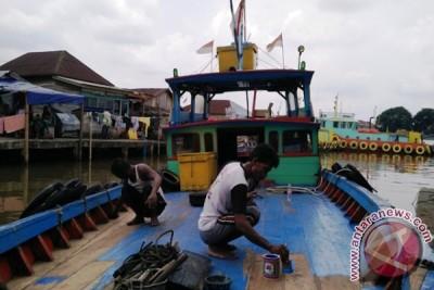 Nelayan takut melaut ke Sungsang
