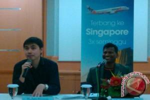 Jetstar maksimalkan pelayanan penerbangan Palembang-Singapura