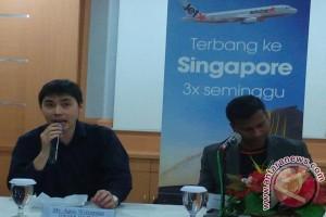 Jetstar Asia tak ganggu jalur penerbangan domestik