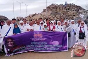 Minat warga Palembang beribadah umrah tinggi