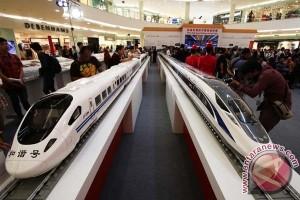 Nilai investasi kereta cepat naik 83 juta dolar AS