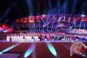 Hasil perolehan medali SEA Games 2017