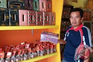 Pengrajin songket berharap banyak kegiatan Di Palembang