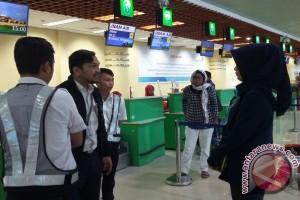 Pilot Lion Air dibuat kesal petugas bandara Palembang