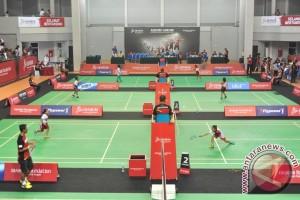 Ganda campuran amankan satu gelar AJC Indonesia