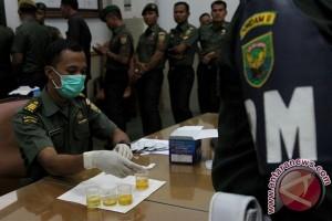 Kasdam Sriwijaya minta prajurit mewaspdai narkoba