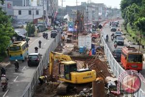 Pembangunan LRT berlanjut setelah Asian Games