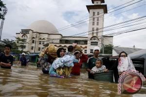 Korban banjir Mesuji keluhkan bantuan minim