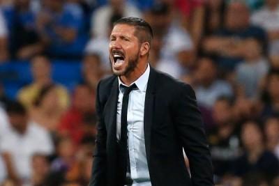 Diego Simeone, pelatih berhati singa siap hancurkan Madrid