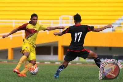 Sriwijaya FC curi poin dari Persib