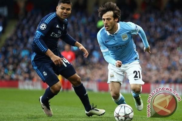 Manchester City di ambang amankan tiket Liga Champions