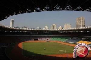 Wapres tinjau renovasi stadion utama GBK