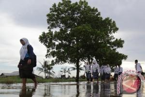 UN terganggu banjir