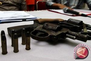 Polda Lampung sita puluhan pucuk senjata api