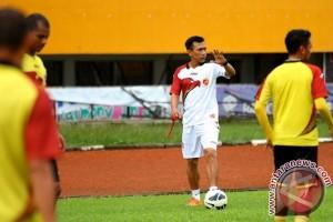 Sriwijaya FC target menang lawan Persija