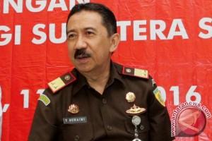 Tiga mantan pejabat Ogan Komering Ulu ditahan terkait  kasus kuburan