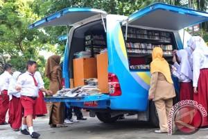 HIMPAUDI OKU luncurkan gerakan nasional membaca buku