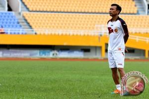 Widodo akan ubah komposisi pemain Sriwijaya FC