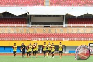 Sriwijaya FC target tiga poin lawan Bali United