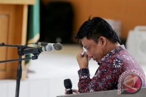 Ketua DPRD Musi Banyuasin minta keringanan hukuman