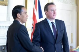 Indonesia-Inggris sepakati perjanjian kerja sama sejumlah bidang