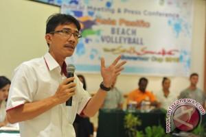 13 negara ikuti turnamen voli pantai di Palembang