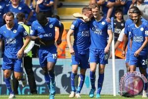 Perjalanan Leicester di Liga Champions diakhiri oleh Atletico