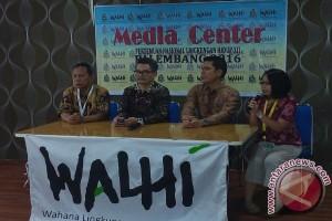 Walhi perjuangkan 12,7 juta hektare hutan rakyat