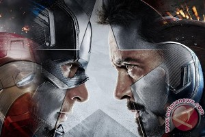 """Captain America : Civil War"" perang antar Avengers"